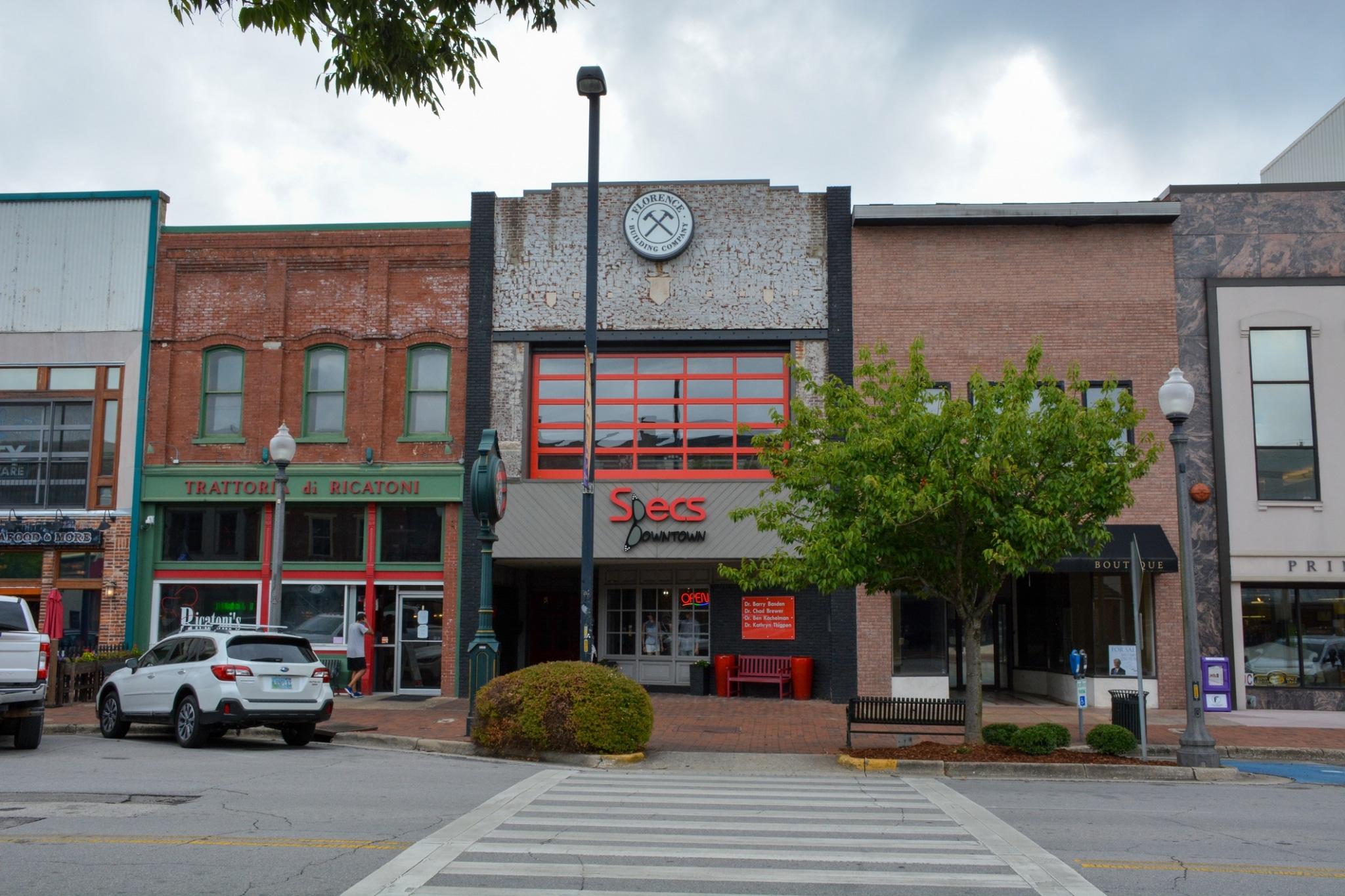 Downtown Florence Alabama